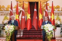 Vietnam, Turkey head to two-way trade value of US$4 bln