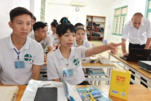 Vietnamese laborers sweat to land well-paid jobs in Japan