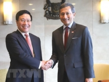 vietnam singapore see strong all round growth in strategic partnership