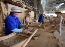 vietnam exports timber products to 120 countries territories