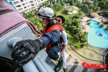 The heroes who risk their lives to rescue the suicidal