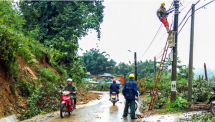 measures urged to quickly cope with consequence of floods heavy rains