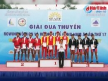 Vietnam wins ASEAN Rowing Championships