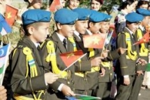 vietnamese military medical contingent warmly welcomed in uzbekistan