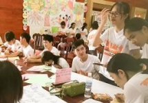 forum gives dien biens children a voice on child protection issues