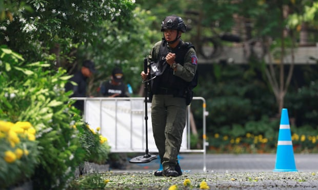 Six bombs blasts Bangkok as occurring ASEAN Foreign Ministers' Meeting