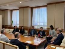 japanese companies leave china favor vietnam prefecture mayor