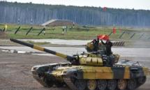 vietnamese tank crew in international army games semis