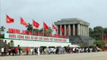 ho chi minh mausoleum temper of literature to resume travel activities