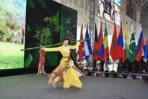 unique vietnamese culture at army games 2019