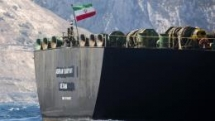 iranian oil tanker leaves after gibraltar refuses uss warrant