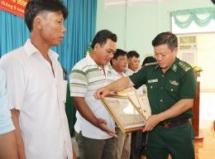 six vietnamese fishermen missing in boat fire offshore roks island
