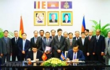 vietnam cambodia look to foster partnership in 28 areas