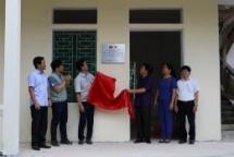 korean students join with kfhi to refurbish primary school in ninh binh