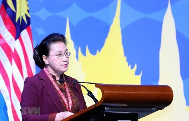 na leader calls for stronger aipa asean partnership