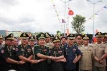 vietnam cambodia border friendship exchange to enhance two countries coordination