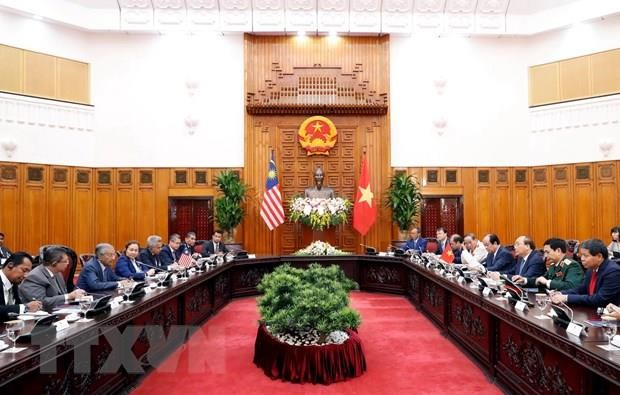 Vietnam, Malaysia agree to deepen strategic partnership