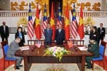vietnam malaysia issue a joint statement