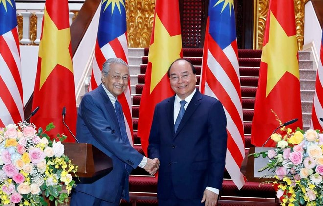 Vietnam, Malaysia issue a joint statement