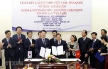 vietnam rok beef up cooperation in social welfare