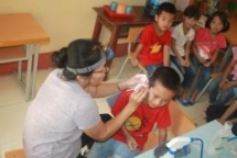 copi offers free check ups to phu thos elementary students