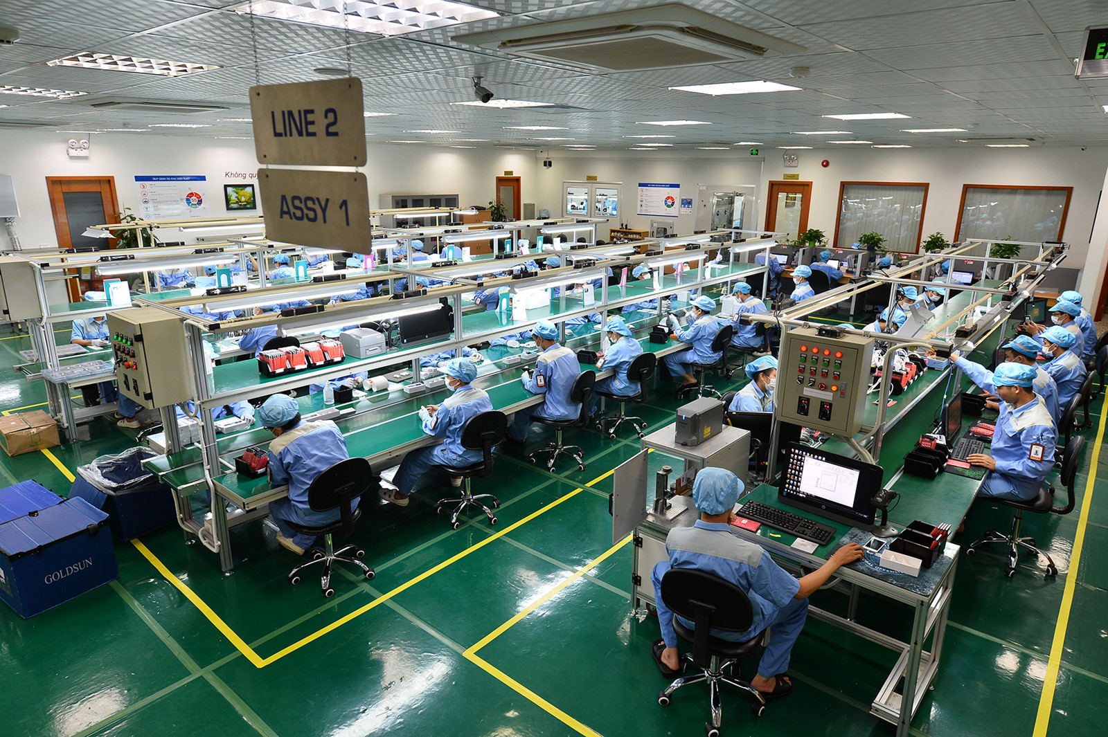 World Bank: Vietnam can benefit more from global value chains