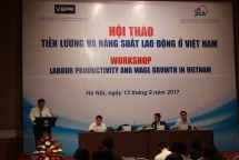 labor productivity and wage growth in vietnam report