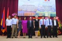 vietnam armenia diplomatic ties celebrated in hanoi