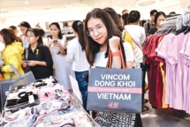 hm stirring up a fast fashion fever in vietnam