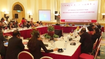 hanoi hosts se asia red cross red crescent leadership meeting