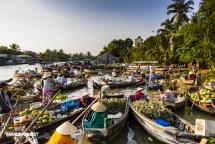 Guide to visiting Vietnam's Cai Rang Floating Market