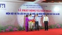 Over 1,000 precious items donated to Hanoi Museum