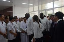 vietnam cuba friendship dong hoi hospital a gem of friendship