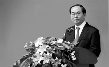 special communique on president tran dai quangs passing away