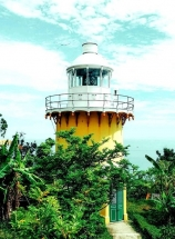 enjoy the view from son tra lighthouse