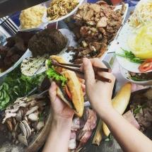 vietnamese banh mi week officially kicks off in hcmc