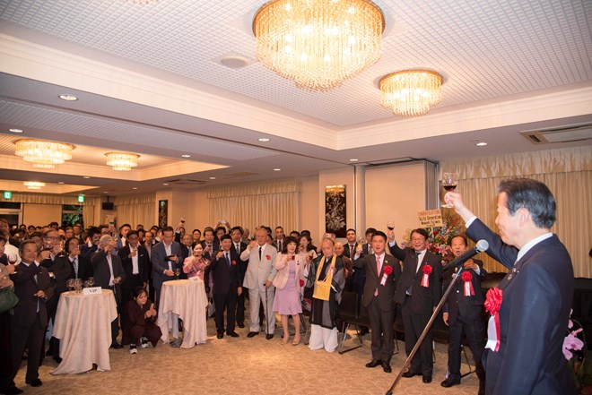 Ceremonies held in Laos, Japan, US to mark Vietnam's National Day