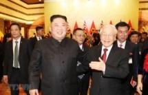 dprk chairman kim jong un desires stronger ties with vietnam
