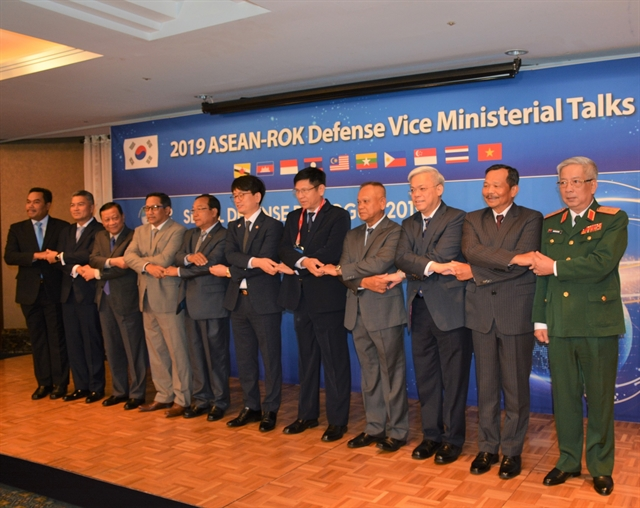 VN backs RoK to foster comprehensive defence ties with ASEAN
