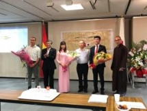 newly established vietnamese association in fukuoka to foster solidarity of community