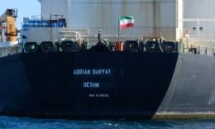 uk condemns iranian oil tanker for selling oil to syria