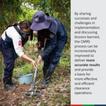 joint document on best practices for cluster munitions remnants survey in south east asia launched