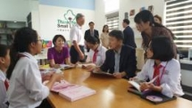 additional three korea funded libraries opened in nam dinh