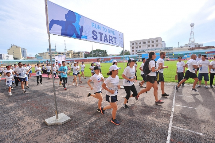 Asia-Pacific's biggest charity marathon to be back in Vietnam