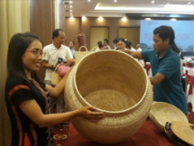 us funded project helps develop rattan herbal plants in quang nam