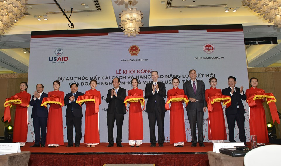 USAID supports Vietnam SMEs in manufacturing supply chains