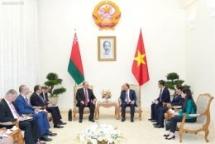 vietnam belarus aim to raise two way trade revenue to 500 million usd