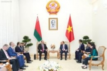 bilateral trade turnover to reach 500 million usd belarusian deputy pm