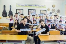 rok celebrity and unicef join hands to raise awareness on ways to end violence against children