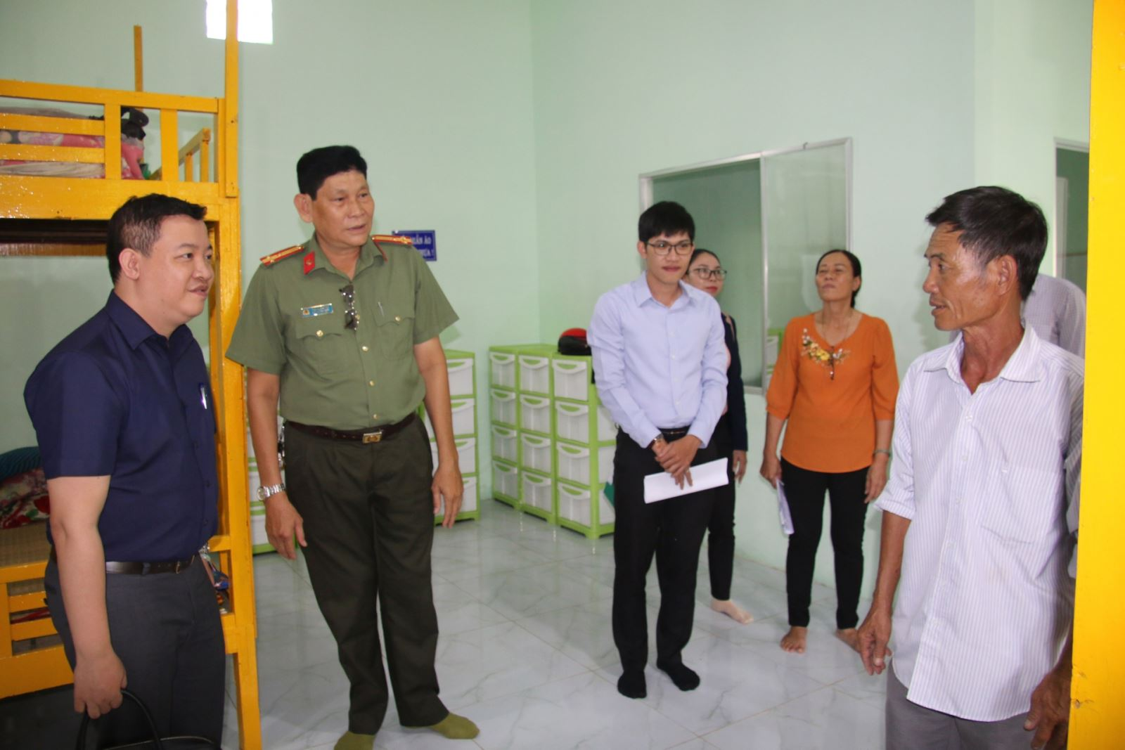 217 foreign NGOs' projects implemented in Hau Giang
